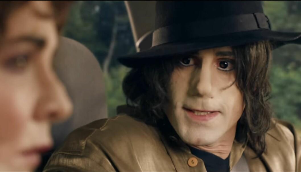 TV-kanal trekker Michael Jackson-episode etter at familien ble kvalm av skuespilleren