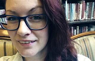 BLOGGER: Nora Graff Kleven.