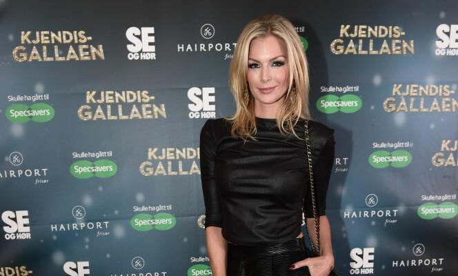 UBEHAGELIG: Kathrine Sørland synes hendelsen med meldingene har vært ubehagelige. Foto: NTB scanpix
