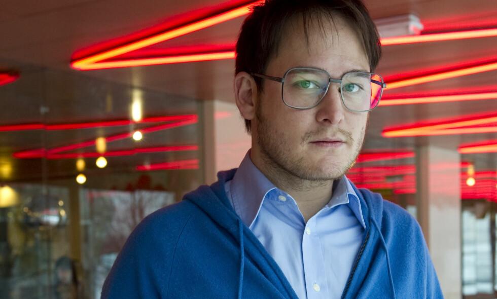 DØD: Den norske regissøren Håkon Liu er død. Ifølge det svenske filminstituttet skyldes dødsfallet sykdom. Foto: TT, NTB scanpix