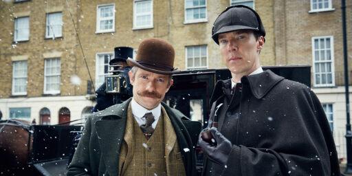 image: «Sherlock»-krangelen fortsetter: - Ikke tv-seerne som bestemmer