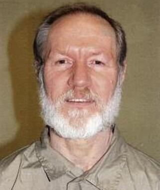 HVIT-MAKT-LEDER: Thomas Silverstein (64), leder av hvit-makt-organisasjonen Aryan Brotherhood, er blant de høyreekstreme Breivik har prøvd å skrive brev til. Foto: Federal Bureau Prisons