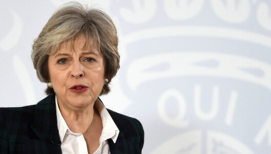 Britene skal ut av EU og inn i den store verden