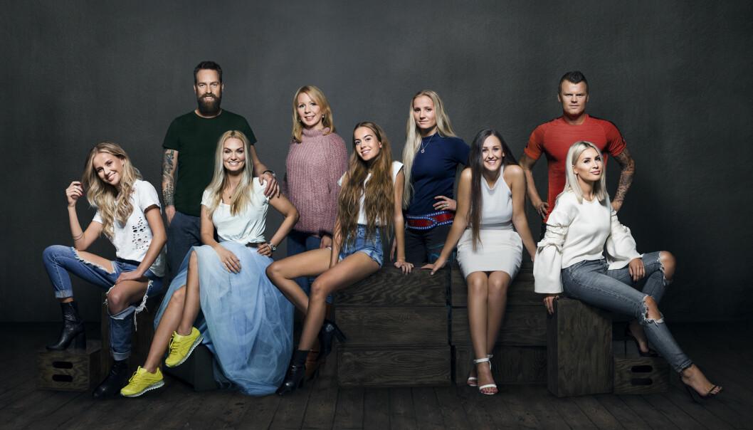 NYE OG GAMLE: Den kommende sesongen av «Bloggerne» byr på både kjente og ukjente fjes. Foto: Bjørn Wad / TV 2