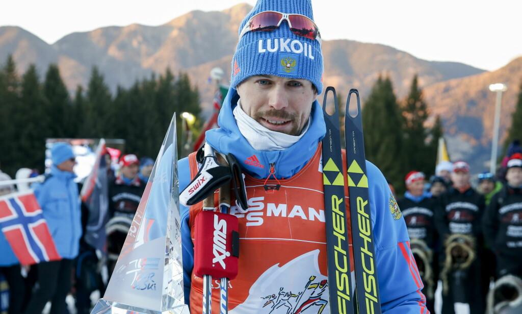 FRAMSTÅR IKKE RETTFERDIG: Foreløpig har vi ingen grunn til å tro at Sergej Ustjugov er utestengt fra OL på et riktig grunnlag. FOTO: Terje Pedersen/NTB Scanpix