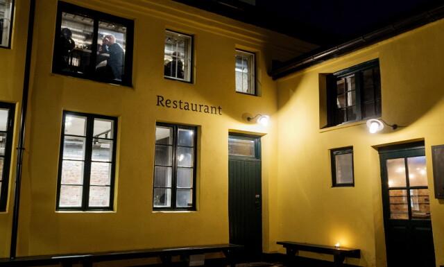 97c3ac73f Bortgjemte restauranter i Oslo - Gjemt i kjellere, hager og ...