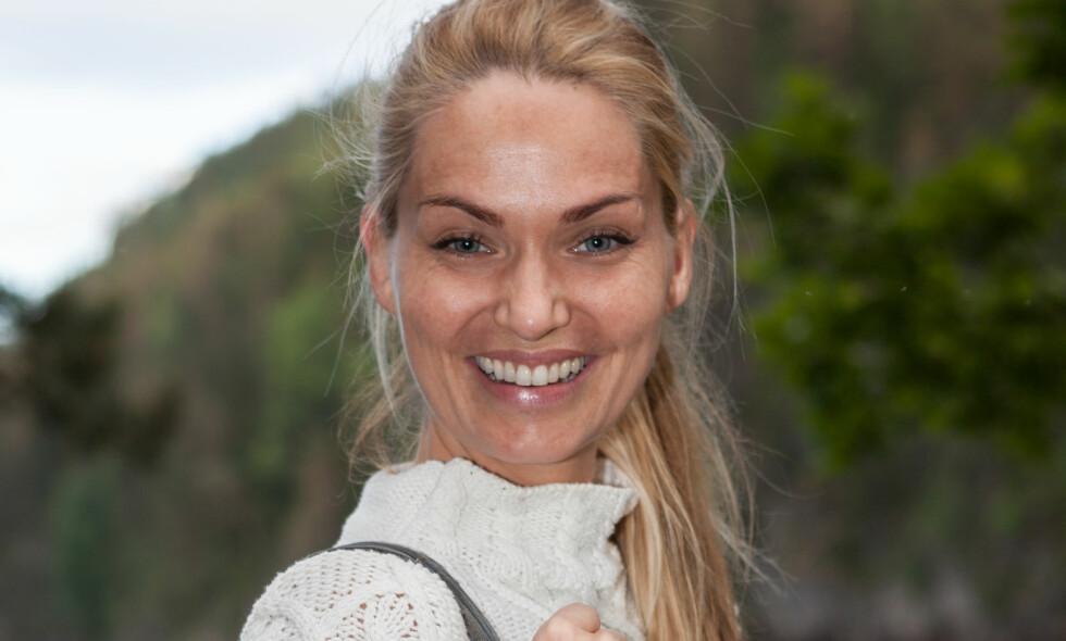 FOR STERK KONKURRENT: Bloggeren Marna Haugen Burøe røk ut av «Farmen  kjendis» fordi