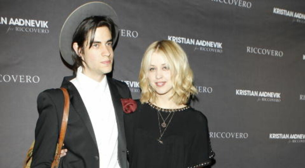 TO BARN: Peaches Geldof er gift med Thomas Cohen og sammen har de to barn. Foto: Stella Pictures