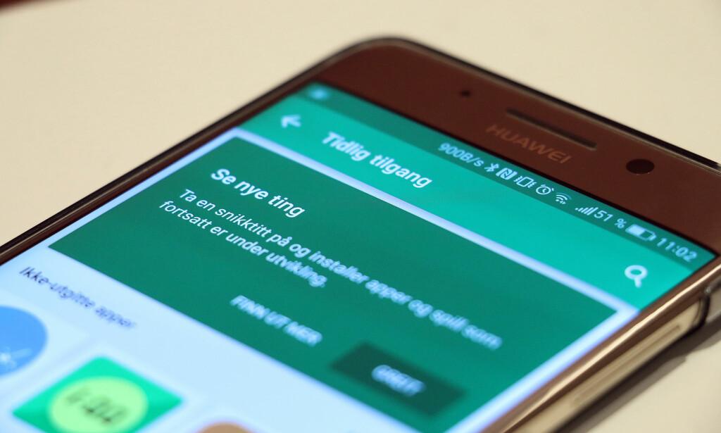 Finn Google Play Butikk-appen - Google Play Hjelp