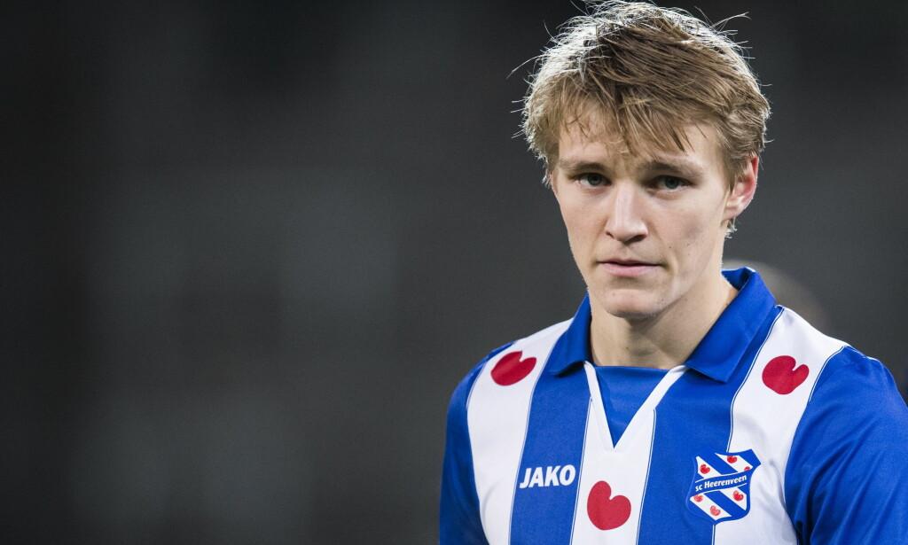 USIKKERT: Det kommer ut lite informasjon om Martin Ødegaards skade og hva som skjer til sommeren. Foto: Jon Olav Nesvold / NTB scanpix