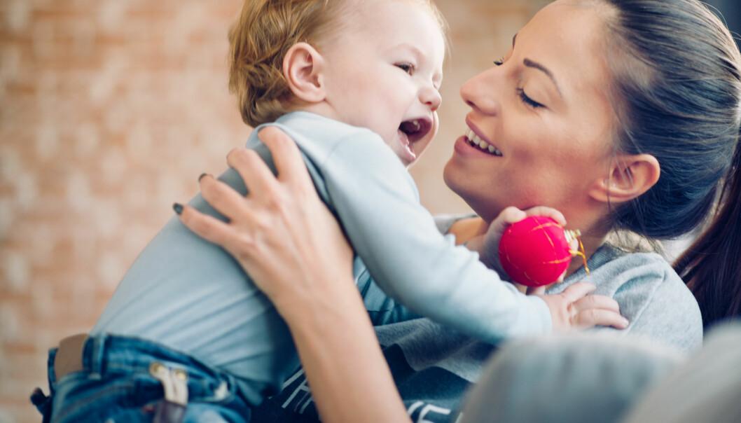 BARNEVAKT: I dag finnes det flere som tilbyr barnevakttjenester på nett. Foto: NTB Scanpix
