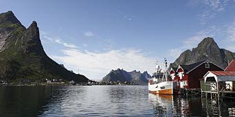 image: Vi vil aldri svike Lofoten, Vesterålen og Senja