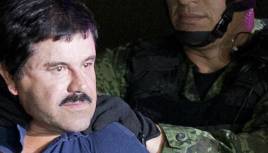 Narkokongen «El Chapo» har blitt utlevert til USA