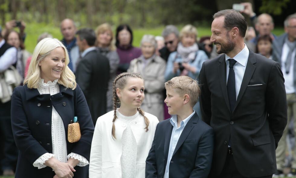 STOR DAG: Det er en stor dag for kronprinsfamilien når prinsesse Ingrid Alexandra i dag fyller 13 år. Foto: NTB Scanpix