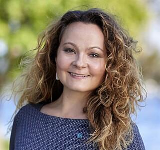 MAKTFORDELING: Rebekka Borsch (V) mener at skjult lobbyisme fører til skjev maktfordeling. Foto: NTB Scanpix