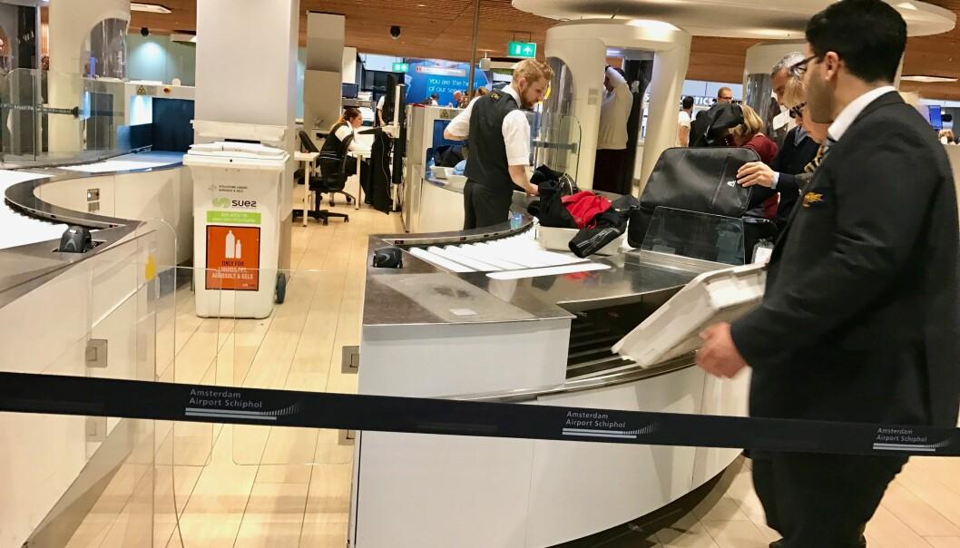 <strong>PLANLEGGING:</strong> Sjekk inn så mye bagasje som mulig, og planlegg pakkingen i håndbagasjen så går sikkerhetskontrollen raskere.&nbsp;<br>Foto: Odd Roar Lange/Thetravelinspector