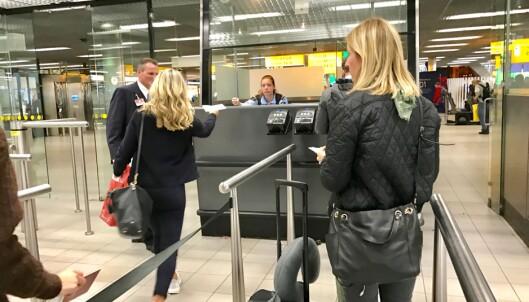 <strong>GODKJENT:</strong> Passet ditt kan være ugyldig. Sjekk bildet ditt før du reiser. Foto: Odd Roar Lange/Thetravelinspector