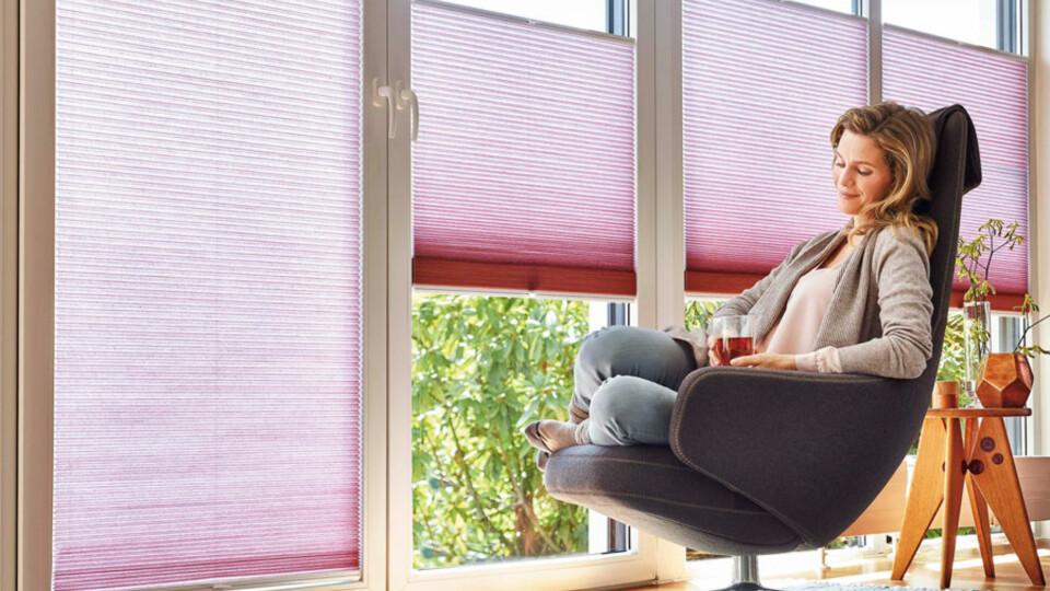 Oppsiktsvekkende Solskjerming til vindu - Disse styrer du med mobilen - DinSide LY-88