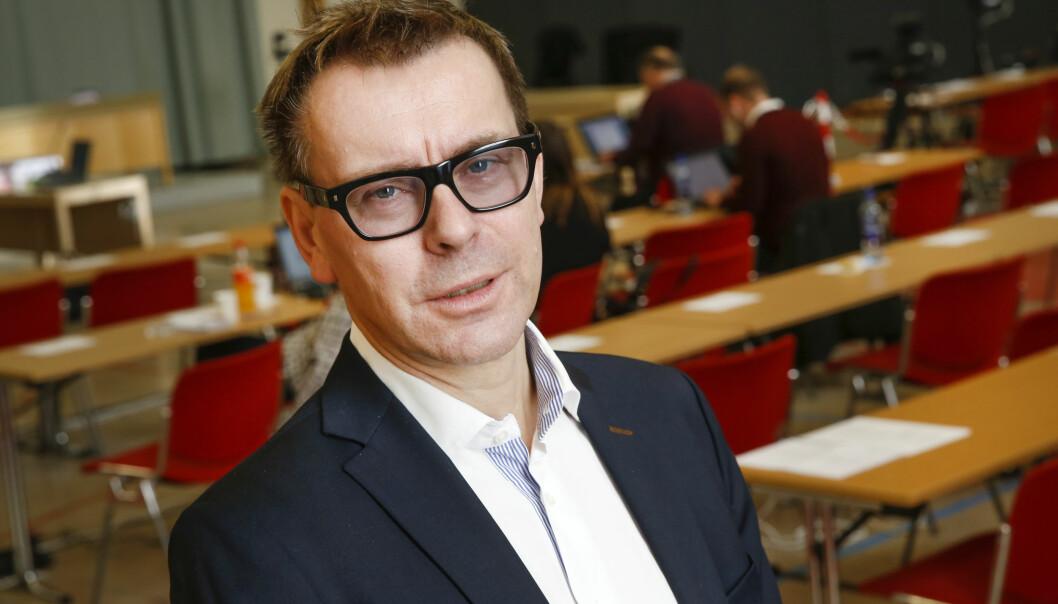 STOL PÅ ANDRE: Pål Grøndahl mener det er viktig å stole på andre om man opplever å bli forfulgt. Foto: NTB scanpix