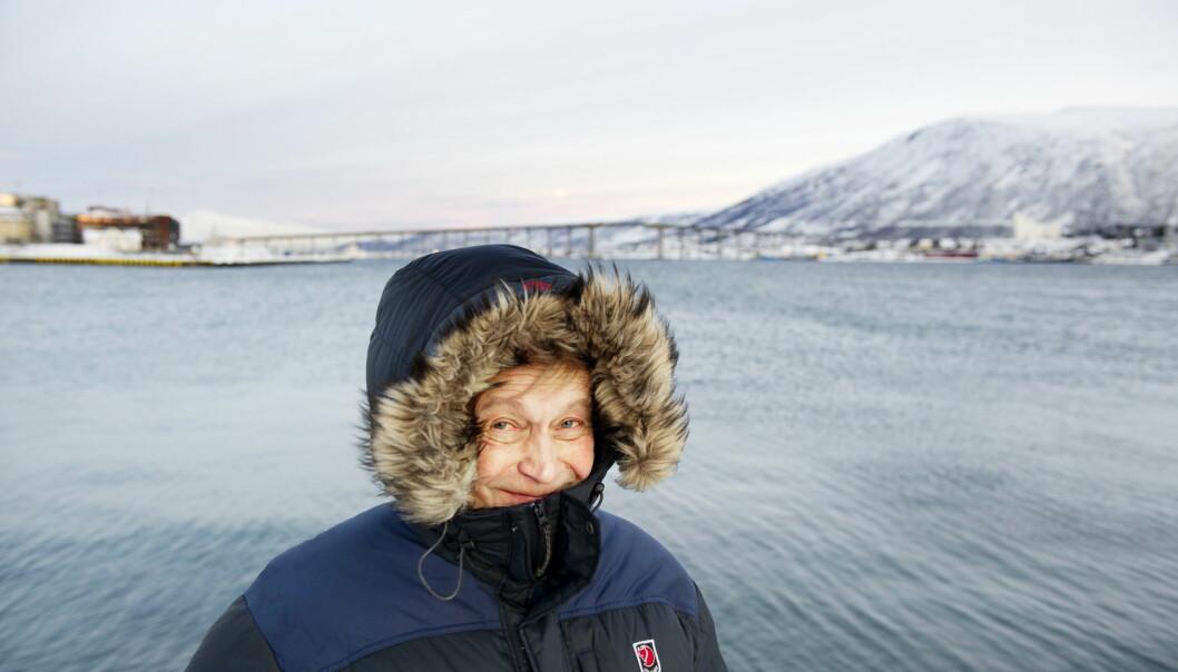 TOK INITIATIV: Regissør Nils Gaup lager både spillefilm og nå dokumentar om maleren Aksel Waldemar Johannesen. Foto: Ingun A. Mæhlum / Dagbladet