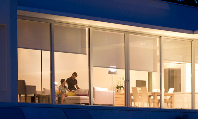 Moderne Solskjerming til vindu - Disse styrer du med mobilen - DinSide ZS-15