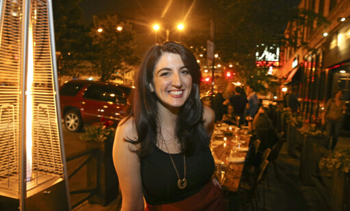 SUSPENDERT: Katie Rich har beklaget. Foto: Nuccio DiNuzzo/Chicago Tribune/TNS