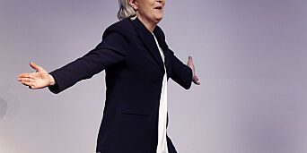 image: Tidligere statsminister:- Jeg tror Le Pen kan vinne valget