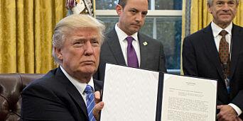 image: Det blir ikke lett for Trump å få industrien hjem