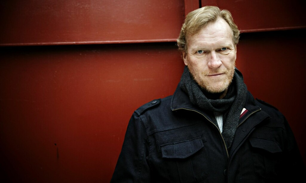 NY STORROLLE: Sven Nordin spiller William Wisting i Viaplay-serien «Wisting», basert på bøkene til Jørn Lier Horst. Foto: Nina Hansen / Dagbladet