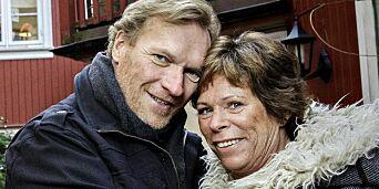 image: - Jeg har levd i et kjærlighetsforhold med kona mi i 35 år. Mister jeg det, ville det vært som om en vegg falt ut