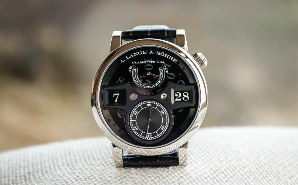 """<strong>HØY PRISKLASSE:</strong> På fagspråket omtales gjerne urene i de øvre prisklassene som """"haute horlogerie"""". Foto: Tidssonen.no"""