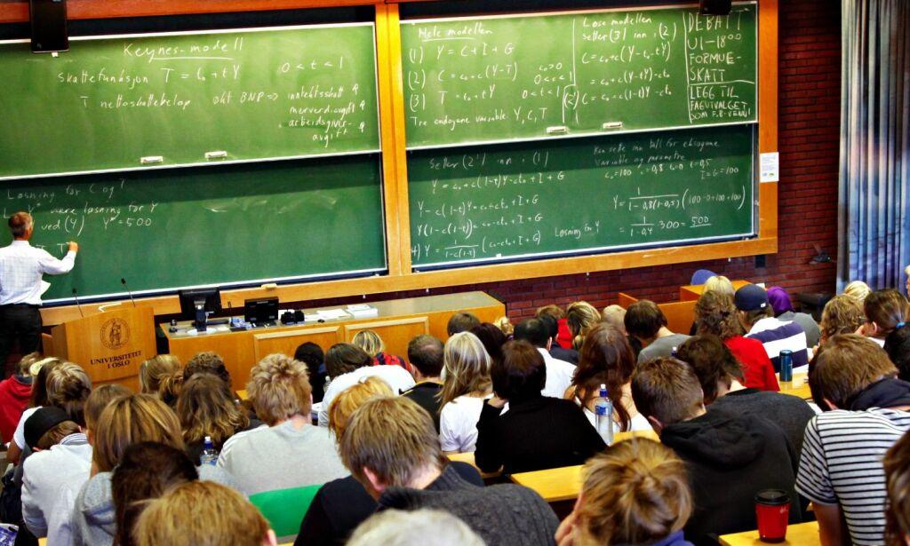 image: Universitetene er ikke foretak og bør ikke drives som foretak