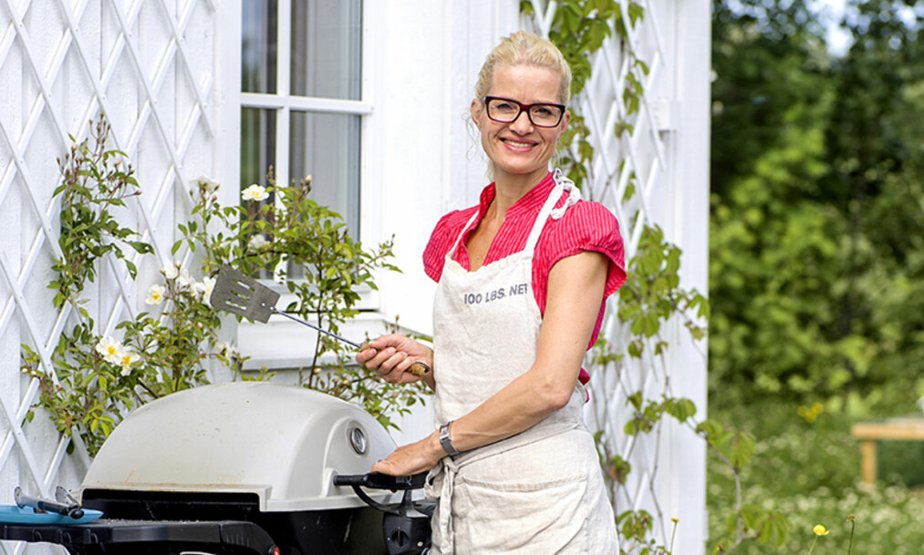<strong>HJEMME HOS FRU TIMIAN:</strong> &nbsp;Marit Westlie vokste opp med en mor som var veldig glad i å lage mat, og som inviterte datteren til å være med.