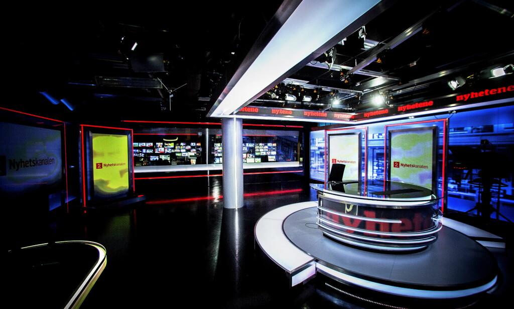 TRUSLER: Advokat Knut Skaslien i Norsk Journalistlag skriver i en tekstmelding at «TV 2s ulike tilbud og trusler blir håndtert med individuelle vurderinger og råd». FOTO: Bjørn Langsem.