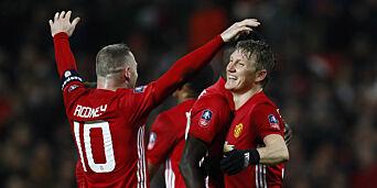 image: United overkjørte Wigan i FA-cupen