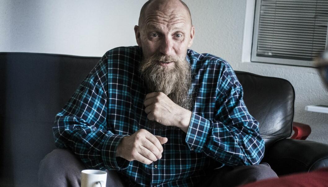 <strong>PROVOKASJON:</strong> - Eirik Jensen og Gjermund Cappelen lurte meg i ei felle. Politiprovokasjon er ikke lov i Norge. Derfor er jeg uskyldig dømt, sier Gunnar Evertsen. Foto: Lars Eivind Bones&nbsp;