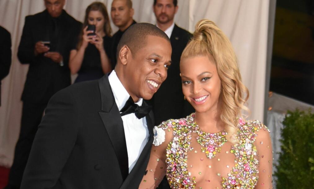 <strong>GRAVID:</strong> Popstjernen Beyonce (35) kan avsløre på Instagram at hun er gravid med tvillinger. Foto: NTB Scanpix