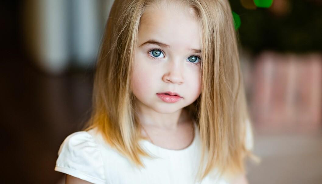 Høysensitive barn: Fakta eller bare tull?