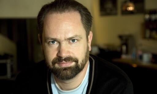 FAN: Asbjørn Slettemerk mener LA Times-podcasten «Dirty John» er reportasjejournalistikk på sitt aller beste. Foto: Anders Grønneberg / Dagbladet