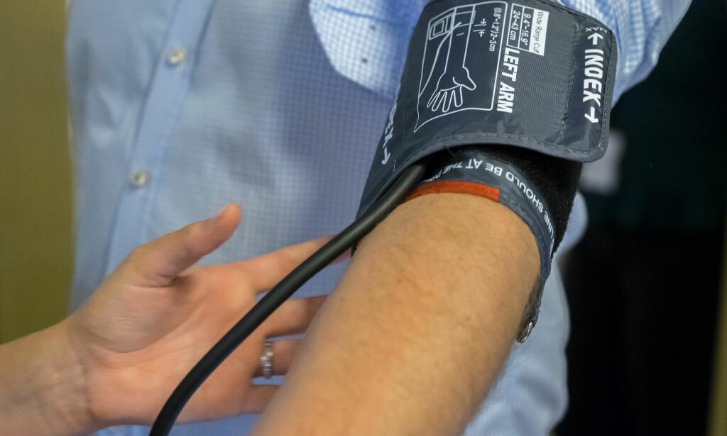 RØPER DEG: Teknologi du bruker i helsemessig øyemed kan registreres av målerne. Ole Gunnar Onsøien/NTB scanpix