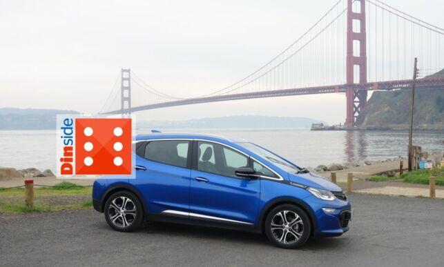 Opel Ampera-e meets in full