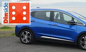 Opel Ampera-e innfrir til fulle