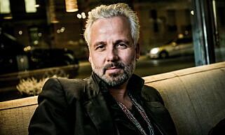 TAKKET NEI: Kunstner og forfatter Ari Behn. Foto: Christian Roth Christensen / Dagbladet