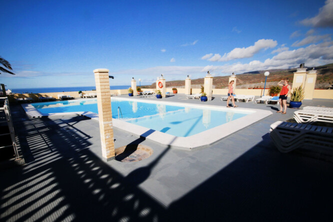HVORDAN VIL DU BO? Vi har bodd på ulike steder på Gran Canaria, og likte godt Airbnb - som dette bildet er fra. Foto: Ole Petter Baugerød Stokke
