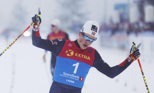 image: Jeg har sett den nye skihistorien begynne!