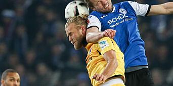 image: Gytkjær scoret i debuten for 1860 München