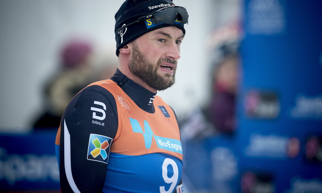 SLITER: Petter Northug har hele tiden uttrykt selvsikkerhet på at formen vil være på topp i Lahti-VM. Det samme har Emil Iversen tenkt. Nå har han endret mening. Foto:  Bjørn Langsem / Dagbladet