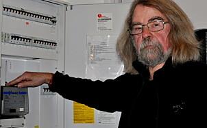 Einar (67) slipper ny strømmåler