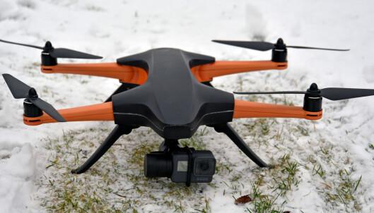 Vi har prøvd Staaker – en norsk drone!