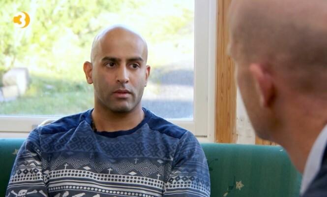 <strong>FORBILDE:</strong> Azfar vil være et forbilde for andre når det kommer til åpenheten rundt spillavhengighet. Foto: TV 3